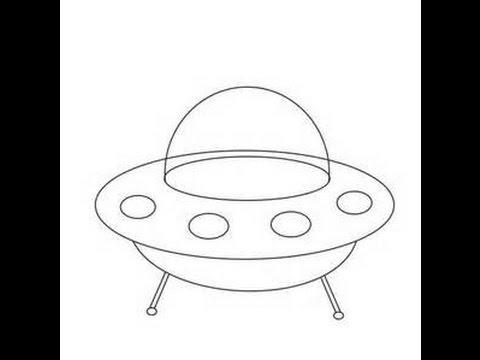 Drawn spaceship alien Space YouTube ship Alien ship