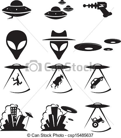 UFO clipart alien invasion Collection Ufo Ufo icons icons
