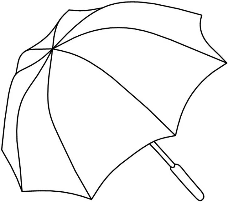 Drawn umbrella cartoon Umbrella Glass Patterns Darryl's Stained