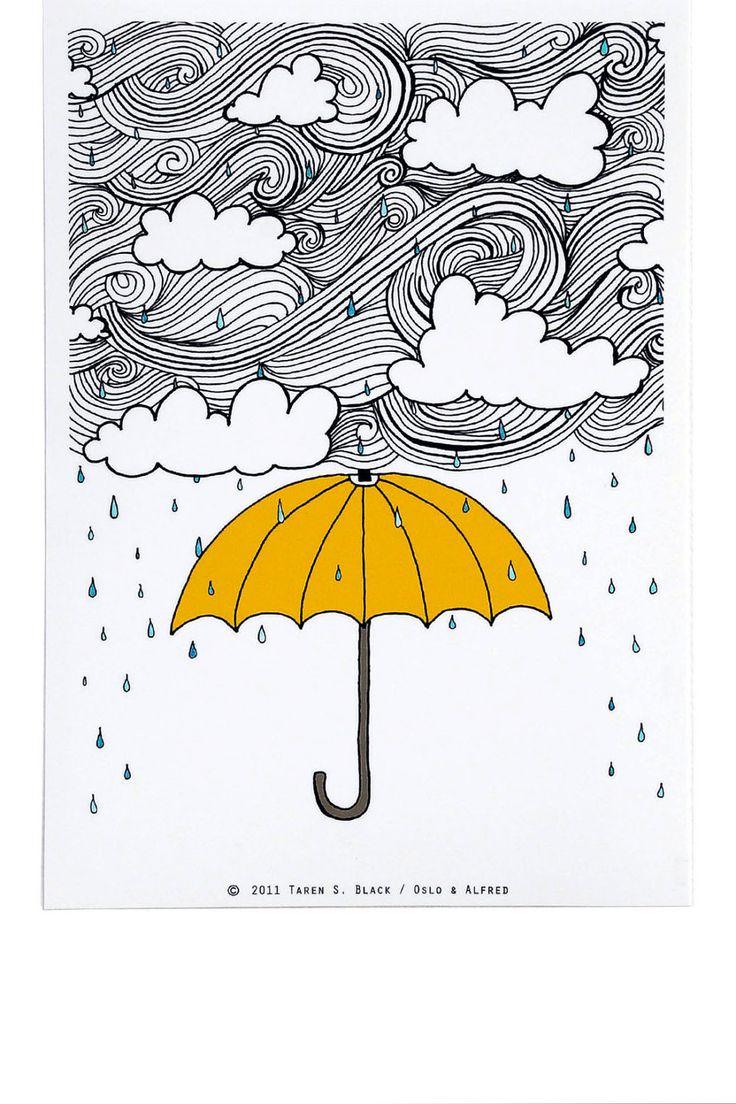 Drawn umbrella art On Dessin best 16 art