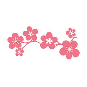 Drawn ume blossom  Best you tattoo blossom
