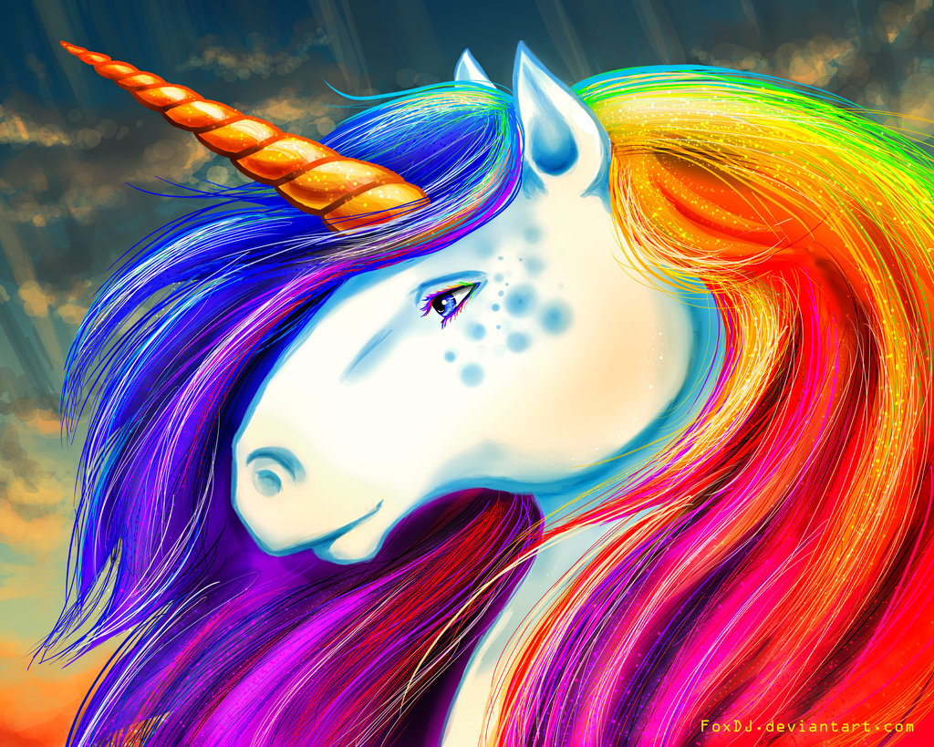 Drawn rainbow unicorn MRRs images Unicorns unicorns Images
