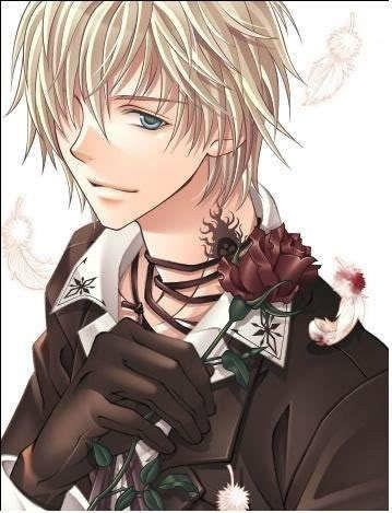 Drawn vampire anime vampire male Images by boy anime boy