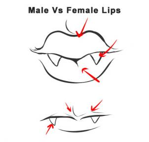 Drawn vampire anime vampire male Lips lips mouths and male