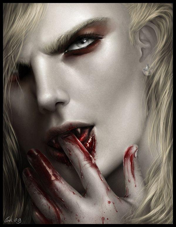 Drawn vampire art 214 Art best images Pinterest