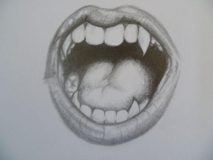 Drawn vampire art Vampire drawing Google vampire Search