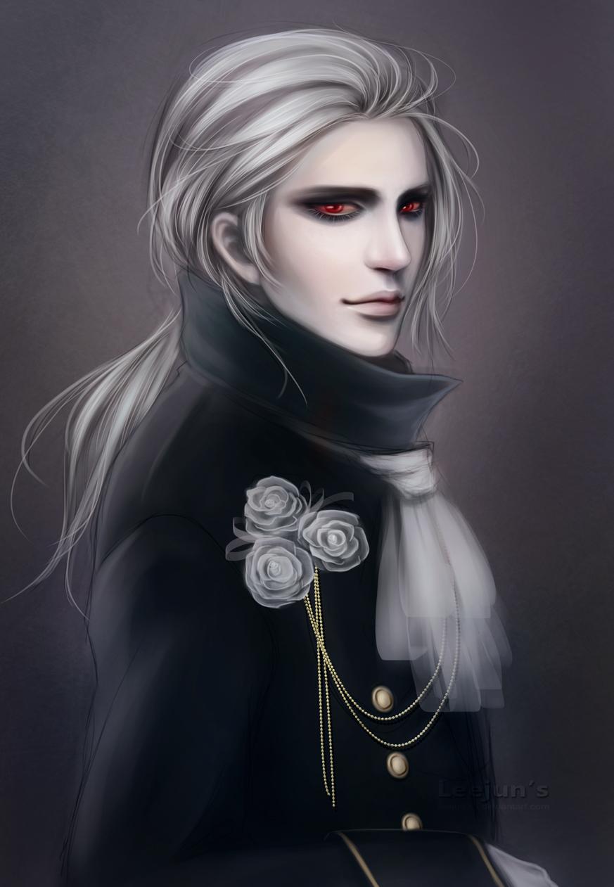 Drawn vampire art Leejun35 by by leejun35 leejun35