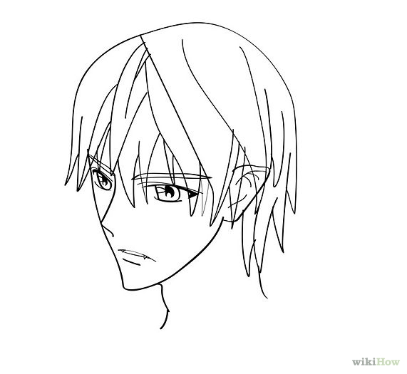 Drawn vampire basic WikiHow Anime Pictures) to Free