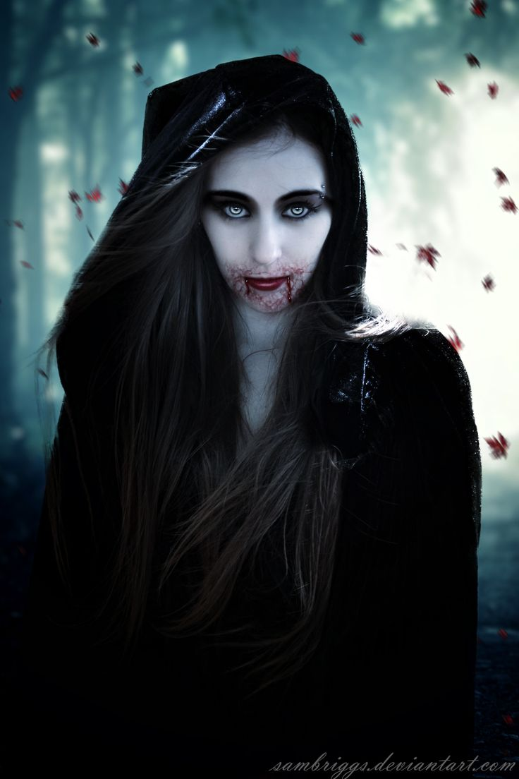 Drawn vampire beautiful female And Find on and best