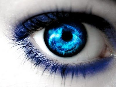 Drawn vampire blue eye Beautiful Eyes eyes Curious Funny