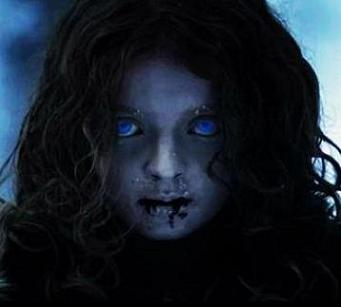 Drawn vampire blue eye Blue Eyes Eyes TV Tropes