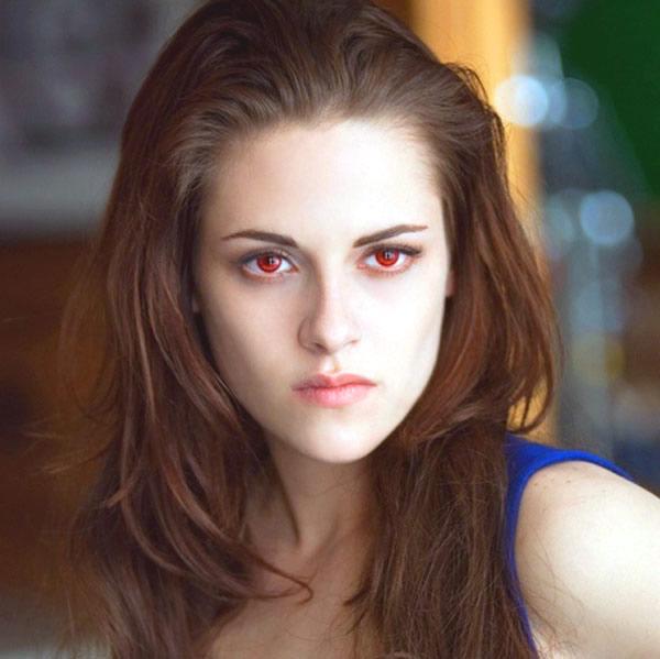 Drawn vampire breaking dawn Kristen 2 Breaking Bella 2