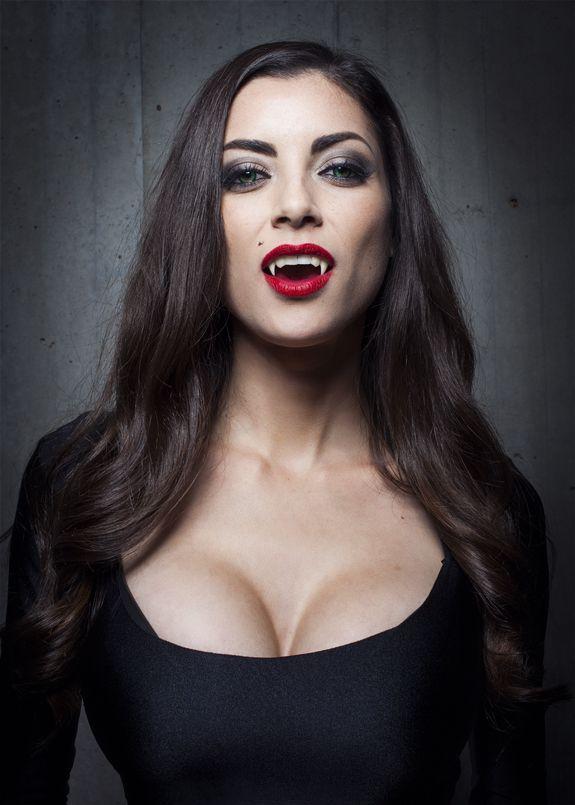 Drawn vampire dark female This Find best Pinterest images