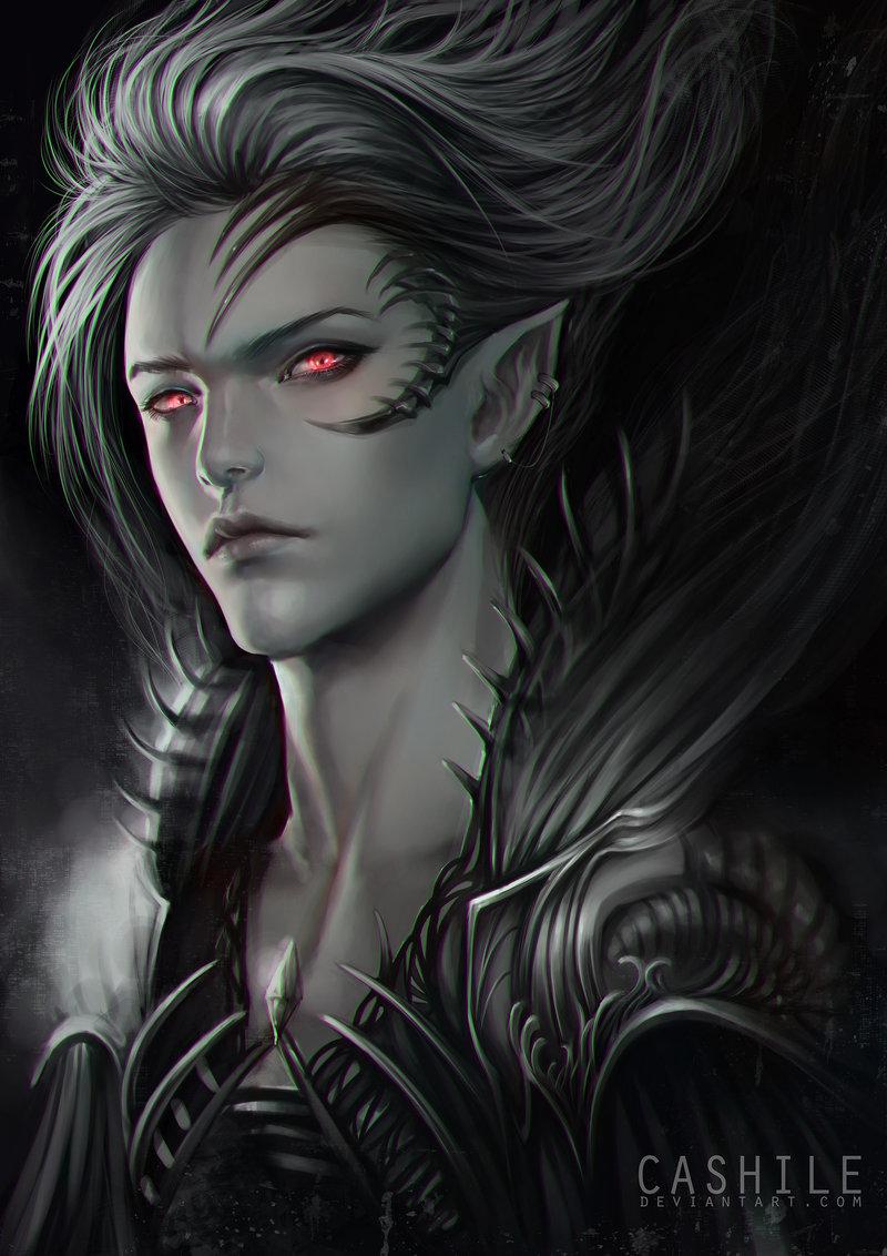 Drawn vampire darkness Cashile on @deviantART Dream deviantart