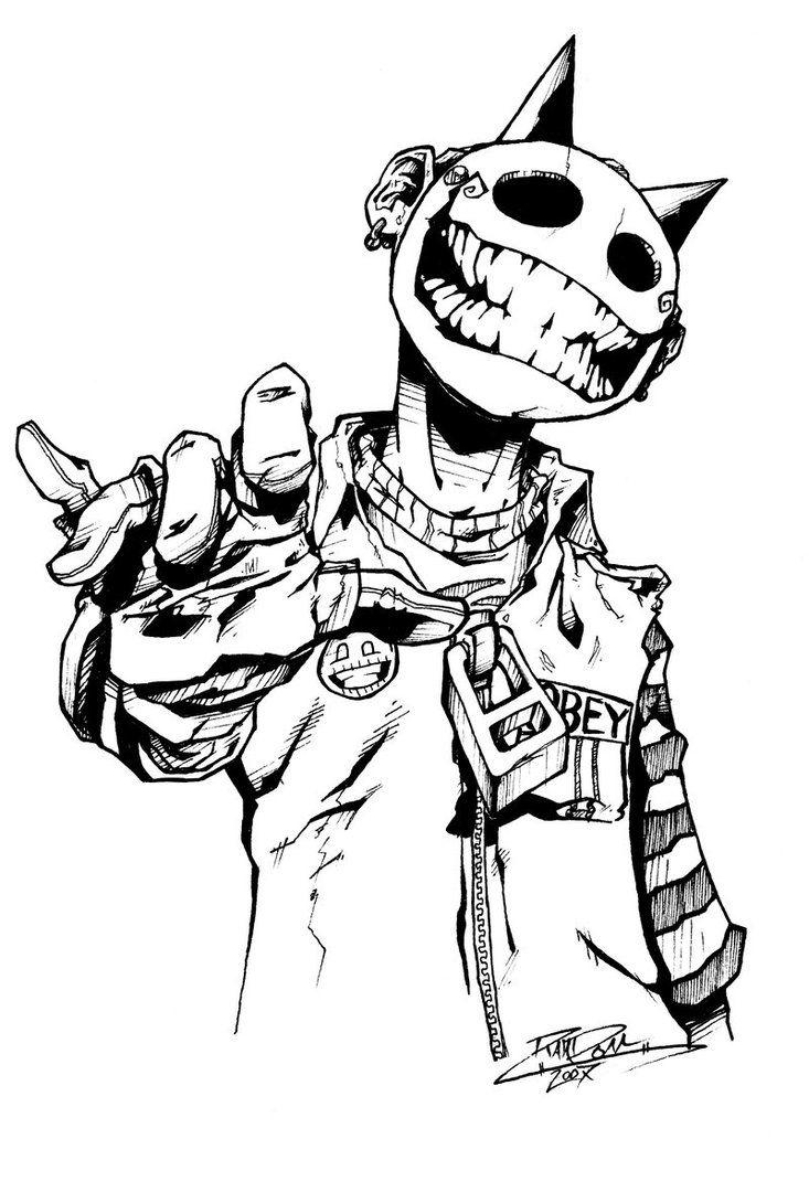 Drawn vampire deadly 17 kreated bilderna is