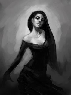 Drawn vampire deadly Vampire Vampire 8 by deviantART