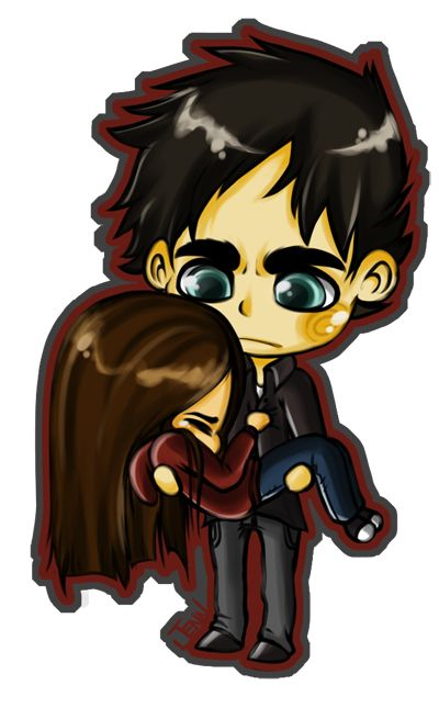 Drawn vampire delena This Pin about Diaries on