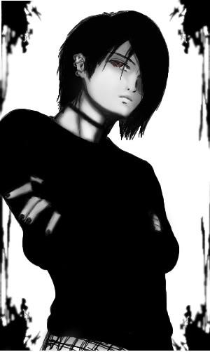 Drawn vampire emo Stupid Gaia smart I'm I'm