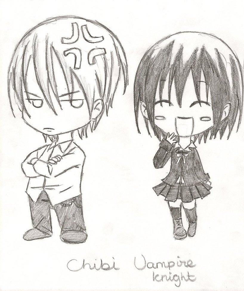 Drawn vampire emo By vampire Emo vampire chibi