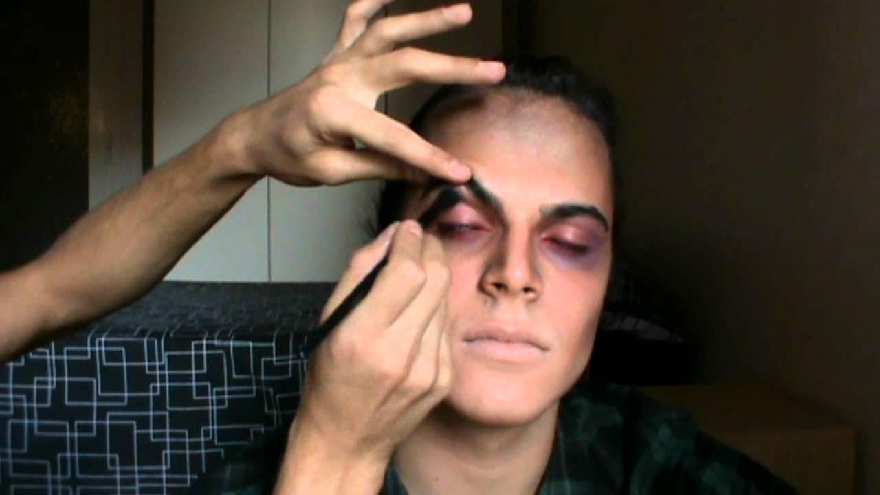 Drawn vampire face maker YouTube Make OF Tutorial) OF