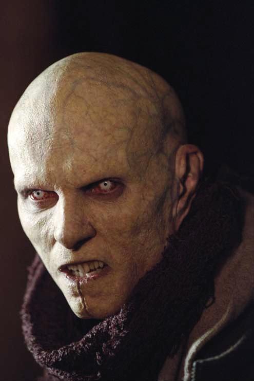 Drawn vampire face maker Strain vampire Nomak Giving from