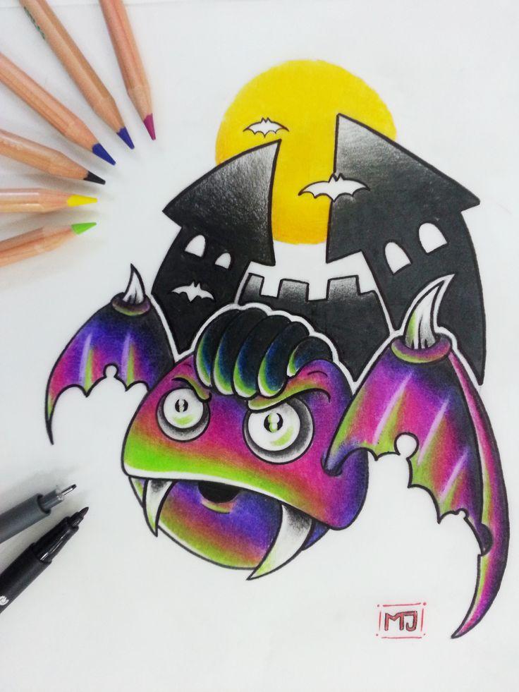 Drawn vampire graffiti Best Pinterest #flash Vampire on