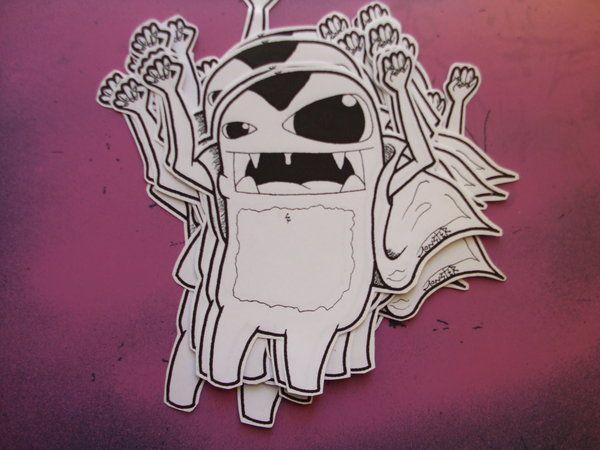 Drawn vampire graffiti On Street Vampire VampiresGraffitiStickersSketches images