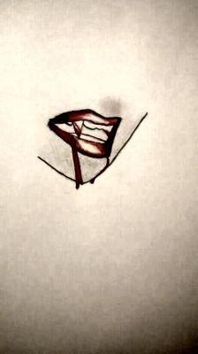 Drawn vampire logo By Vampire best friend Drawings