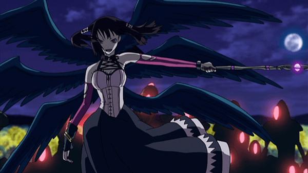 Drawn vampire monster Anime Vampire – Vampire Capsule