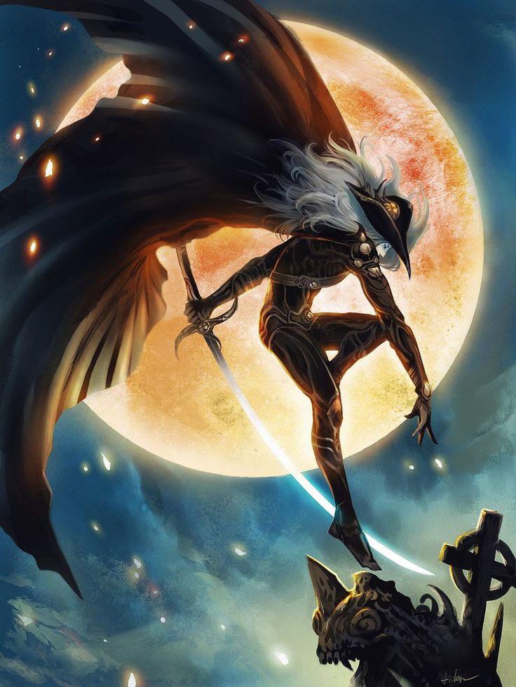 Drawn vampire monster More Anime best Anime Pin