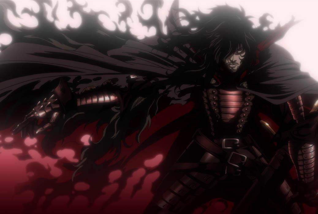 Drawn vampire mysterious Anime Vampire Nefarious  Guide