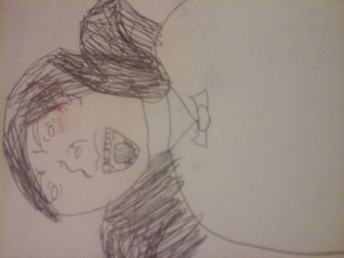 Drawn vampire outline Years ago a Uploaded Vampire