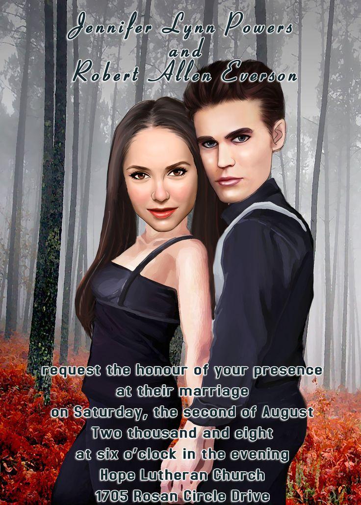 Drawn vampire pinter Invitations Romantic Pinterest on about