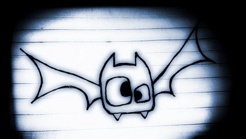 Drawn vampire simple Draw How Kids Kids Step