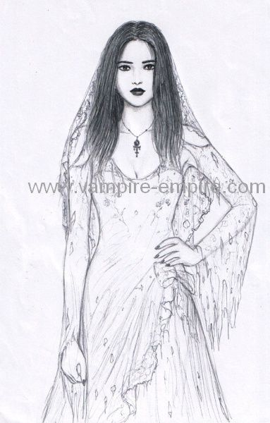 Drawn vampire sketch For Best http://www Vampire DrawingsDrawing