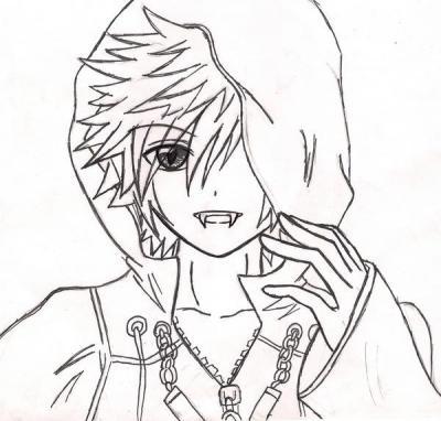 Drawn vampire vampire boy By vampire on boy DeviantArt