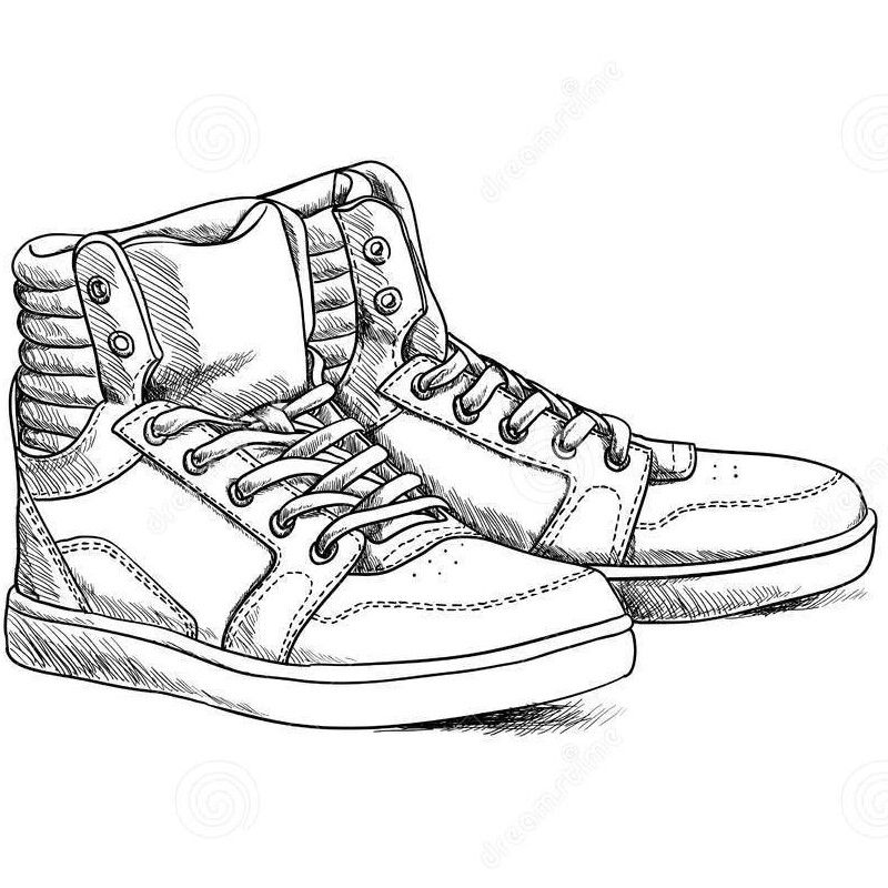 Drawn vans adidas shoe #13