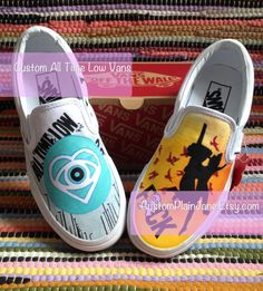 Drawn vans all time low #9
