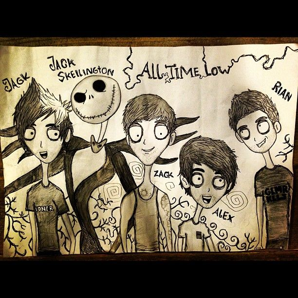Drawn vans all time low #3