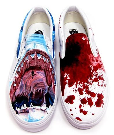 Drawn vans awesome On Pinterest Painted custom Hand