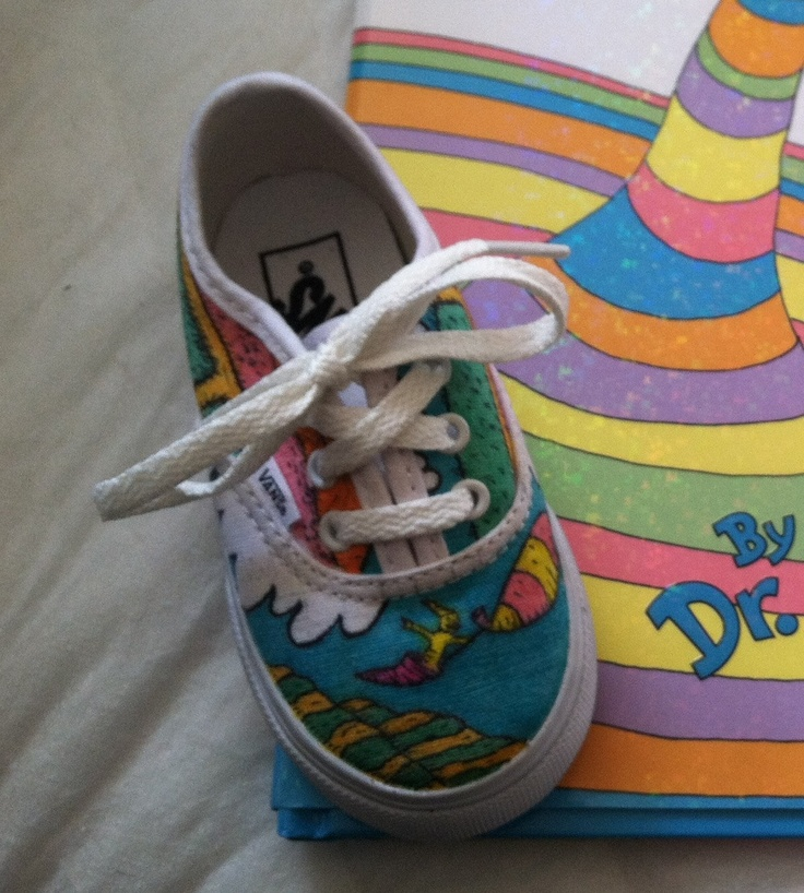 Drawn vans awesome On Pinterest hand on Seuss