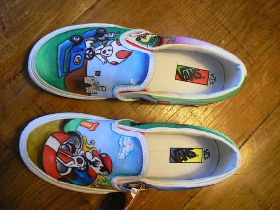 Drawn vans awesome Jpg Mario 245759965 10 Super