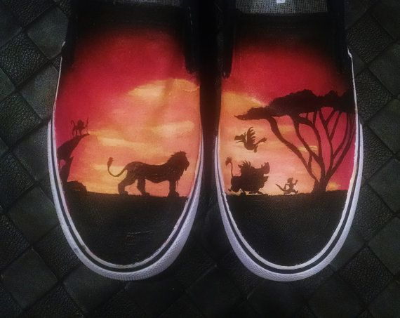 Drawn vans canvas shoe $100 King 201 by images