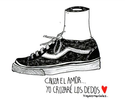 Drawn vans cartoon 85 @bloqueosmentales passing… is about