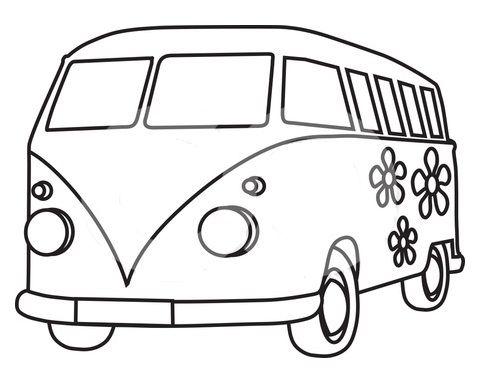 Drawn vans cartoon 279 about on best vw