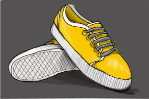 Drawn vans cartoon To Shoes Draw Draw to