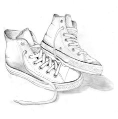 Drawn vans converse Sarahh94 4  drawing Photoshoot