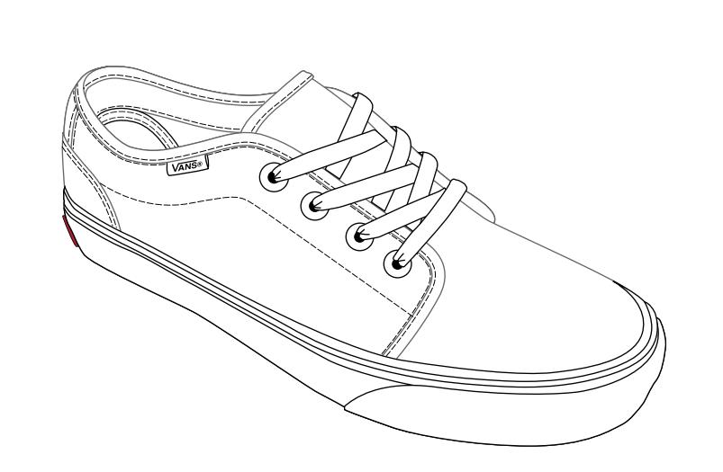 Drawn vans cool shoe Vans for Artists Design to