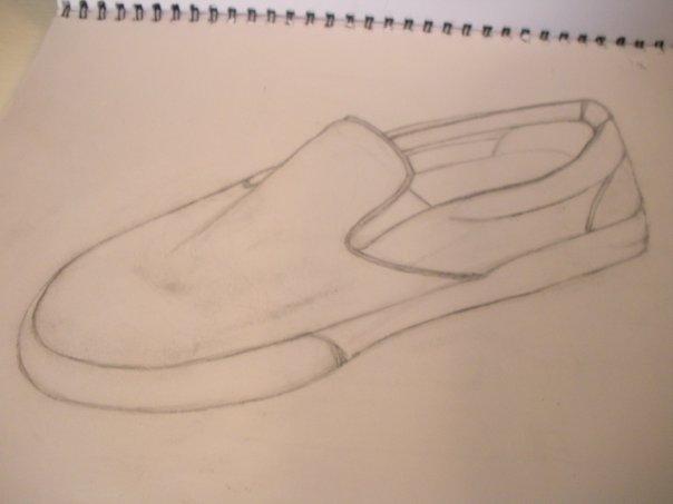 Drawn vans cool shoe Vans DeviantArt Shoe by SecretsCaptured