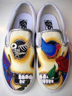 Drawn vans cool shoe Tattoo Designs Art Find Sharpie